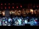 01 Los Nadie Mardigras Inicio musical concierto Plaza Mayor de Valladolid 2018