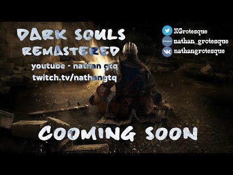 ► Продолжаем проходить Dark Souls Remaster - Руины Нового Лондо ◕‿◕