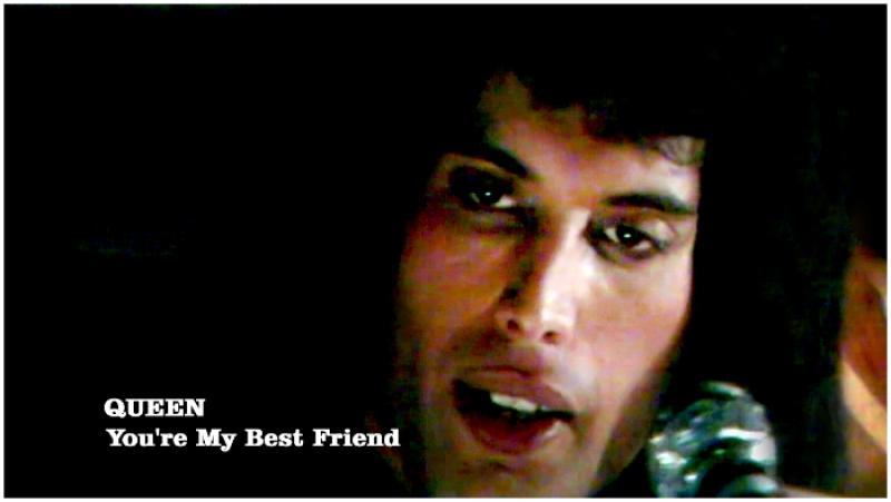 Queen «You're My Best Friend» (1976)