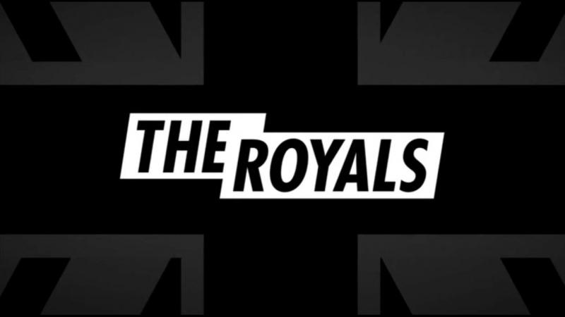 The royals члены королевской семьи