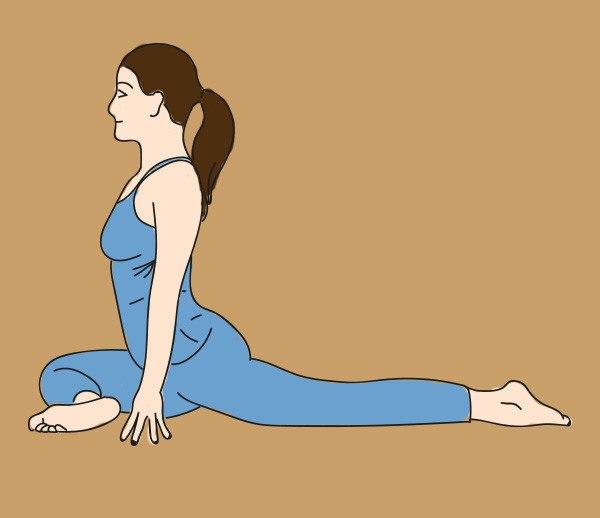 vWoTp6sb8yQ - Самые простые упражнения из Йоги: курс для начинающих