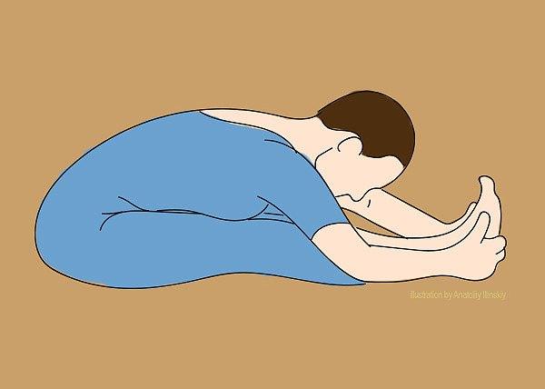 S2SRh40hOqI - Самые простые упражнения из Йоги: курс для начинающих