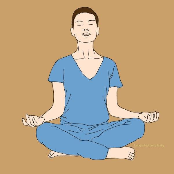 kh0DCzY9M - Самые простые упражнения из Йоги: курс для начинающих