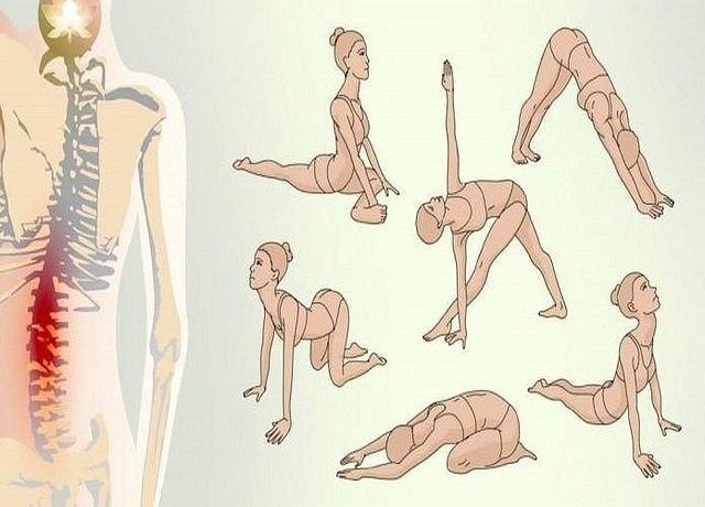 krhClJSFljQ - Самые простые упражнения из Йоги: курс для начинающих