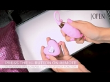 Amour Remote Controlled Bullet Vibrator.mp4