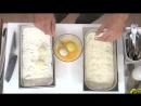 2.4. Bombas de yuca con mayonesa de ajo y crujiente de boniato