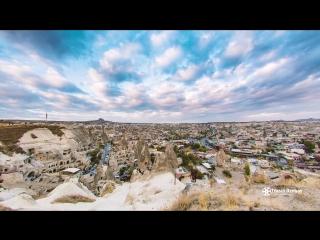 Каппадокия — сердце Турции