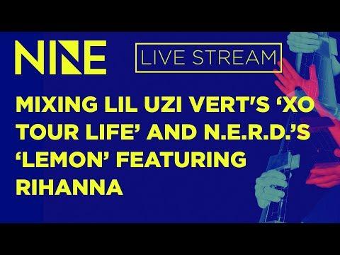 Mixing Lil Uzi Vert's