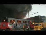 В Оренбурге загорелся крупный торговый центр Мега мир - Ждём сообщений, что на самом деле