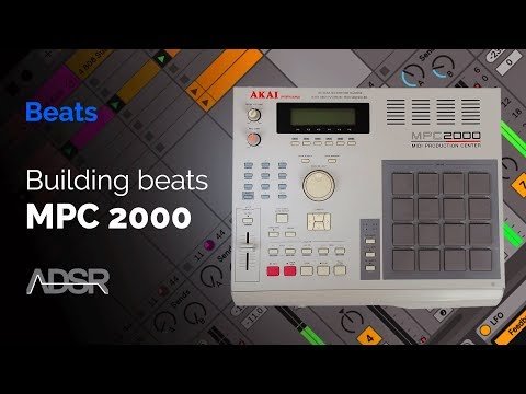 Building beats with Akai's MPC 2000 Ableton Live