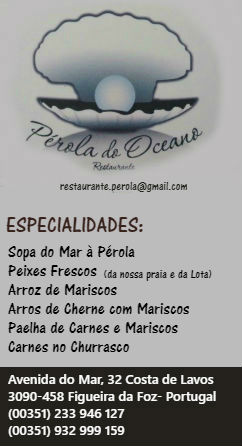 Restaurante Pérola do Oceano