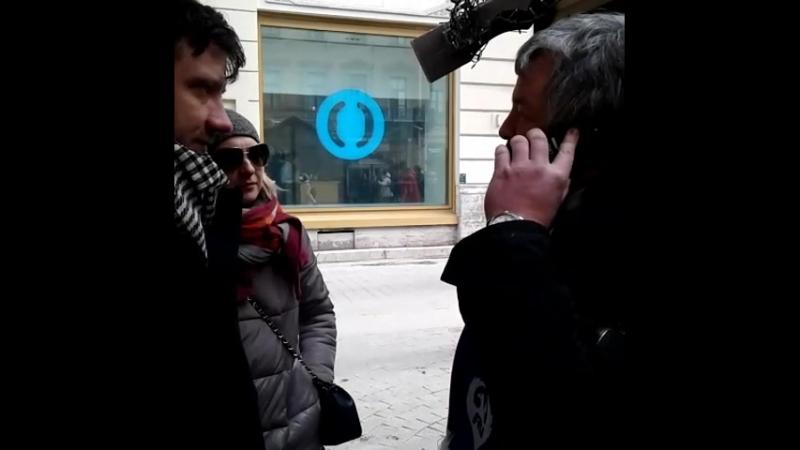 Поздравление Э. Латыпова на Питер-FM с началом отсчета 100 дней до начала ЧМ-2018.