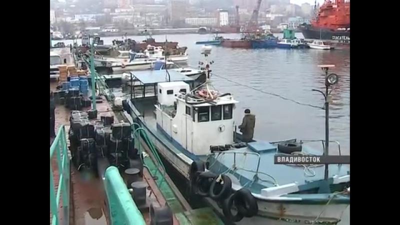 В порту задержана крупная партия контрабандного алкоголя