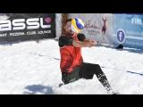 Чемпионате Европы по снежному волейболу 2018. Мужчины. Матч за 3-е место 25 марта 12.20