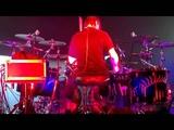 Kai Hahto (Nightwish) Drumcam 'Weak Fantasy' ( EspooFinland13.11.2015)