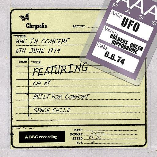 UFO альбом BBC in Concert (6 June 1974)