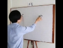 Мужик классно рисует