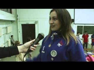 Сюжет студенческого медиацентра ZOOM об отряде снежного десанта