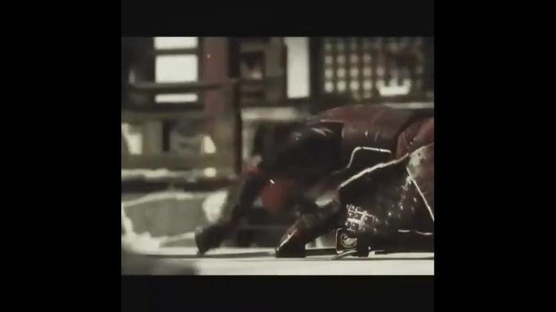 Бой самураев.