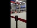 выступление на художественной гимнастике в Велесе