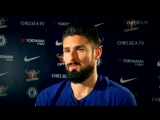 ⛷ Three things you didn't know about Olivier Giroud!