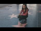 Прогулка с Ангелиной по Голливудскому бульвару – On the go with EF #71