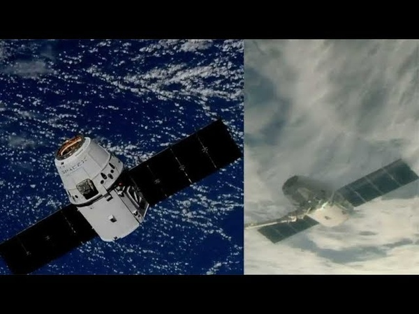 SpaceX CRS-15 Dragon capture, 2 July2018