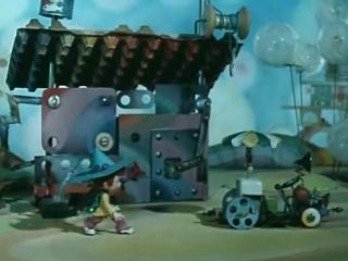 Приключения Незнайки и его друзей. Незнайка за рулём. 5 серия( 1972) ♥ Добрые советские мультфильмы ♥ http://vk.com/club54443855