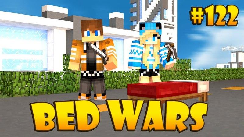 ЛАЙТКЛАУД СКАТИЛСЯ! - Minecraft Bed Wars LiteCloud 122