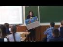 Ролик о волонтерстве ребят из 22 гимназии Барнаула