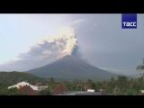 Как балийский вулкан повлиял на отдых туристов