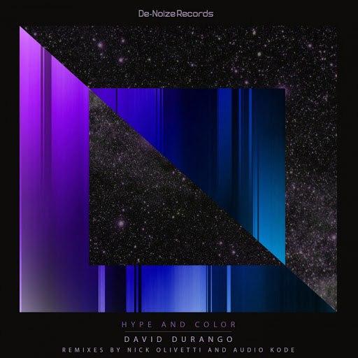 David Durango альбом Hype & Color