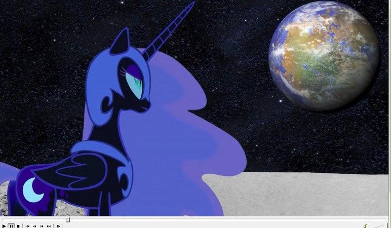 The Mooninites meets My Little Pony (RUS)