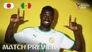 Mbaye Niang Senegal Match 30 Preview 2018 FIFA World Cup™