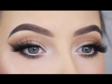 Make Up - Smoked Out Winged Liner Glam Makeup Tutorial