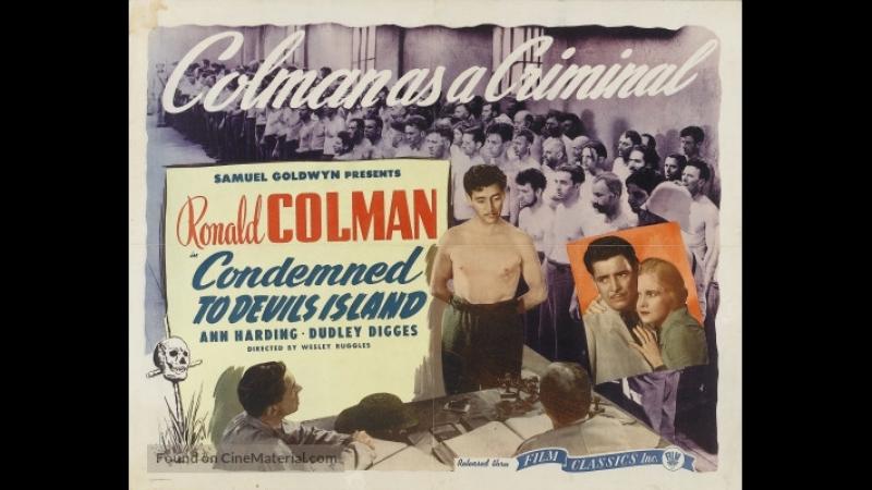 Condemned (Condenado) (1929) (Español)