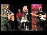 HOLE - Courtney Love - Radio 104.5 - Take This Longing - Part 69 - Acoustic