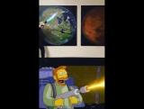 Илон Маск играется с огнемётом