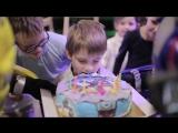 Детский праздник в DOBROIZLOFT