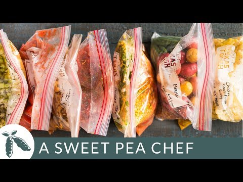 7 Slow Cooker Freezer Packs How To Meal Prep A Sweet Pea Chef