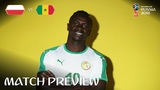 Sadio Mane (Senegal) - Match 15 Preview - 2018 FIFA World Cup™