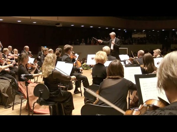 Sibelius: Symphony No. 5 - Jukka-Pekka Saraste Lahti Symphony Orchestra