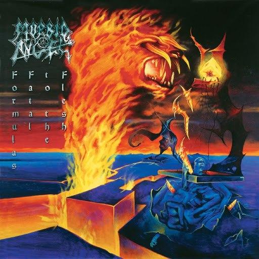 Morbid Angel альбом Formulas Fatal To The Flesh