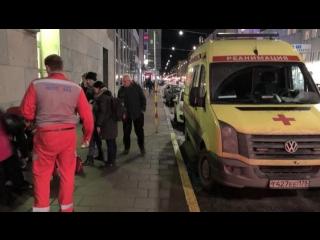 Шведов удивило появление в Стокгольме российской неотложки