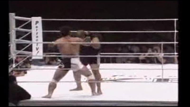 Pride 1 - Kazunari Murakami vs John Dixon