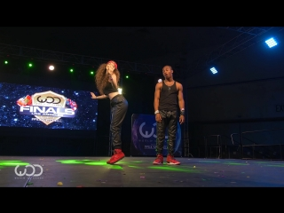 Deep House presents: Fik-Shun Dytto ¦ FRONTROW ¦ World Of Dance Finals #WODFINALS