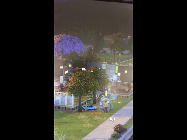 Sims 4 Seasons weather machine смотреть онлайн без регистрации