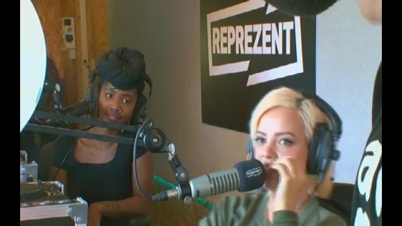 Эфир на Reprezent Radio с Лили (02.05.2018)