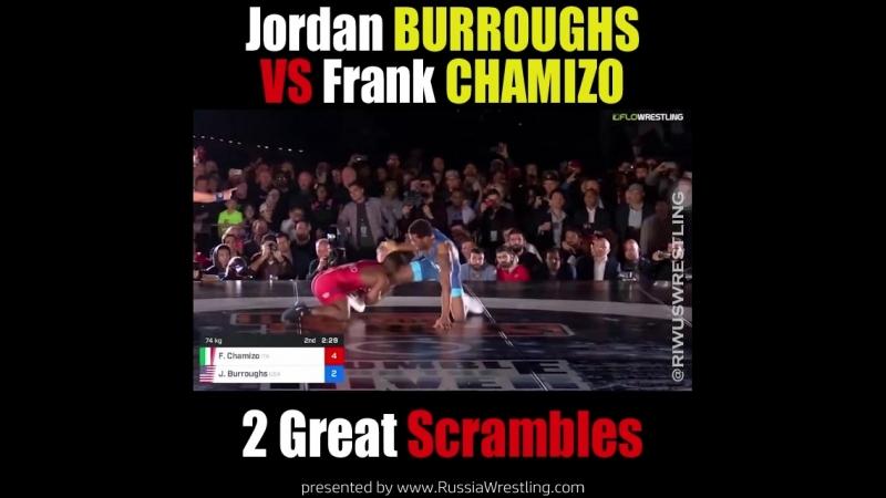 Хайлайт: Jordan Burroughs (USA) vs Frank Chamizo (ITA)   RIWUS