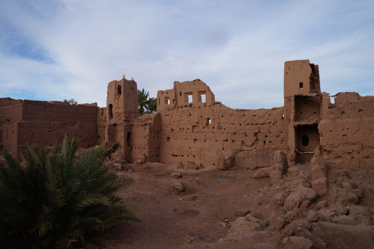 What does a traditional Berber house look like? A Casbah also, Berbers, a dirham, here, Fatima, Kasbah, only, values, light, nothing, completely, Morocco, rains, usually, city, floor, need, back, Kasb, threatens